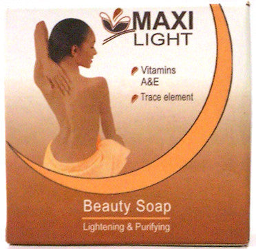 Maxi Light Beauty Soap Lightening & Purifying 3.5 oz
