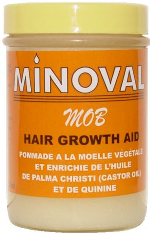 Minoval MOB Hair Growth Aid 120 ml