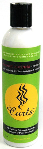 Curls Coconut Curlada Conditioner 8 oz.