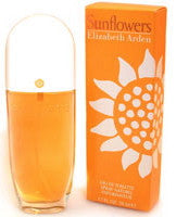Sunflowers For Women by Elizabeth Arden Eau de Toilette Spray 1.7 oz.