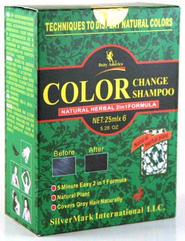 Deity of America Color Change Shampoo 5.28 Oz.