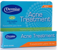 Dermisa Acne Treatment 1 oz.