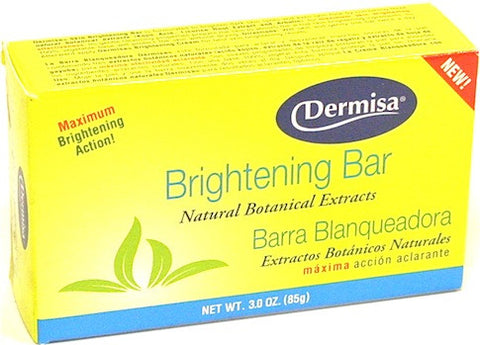 Dermisa Brightening Bar 3 oz.