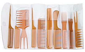Diane Assorted Comb Set 10-Pack