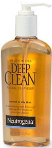 Neutrogena Deep Clean Facial Cleanser 6.7 oz