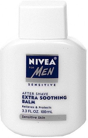 Nivea For Men Sensitive Post Shave Balm 3.3 oz.