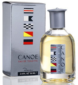 Canoe Eau de Toilette For Men 2 oz.