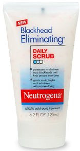 Neutrogena Blackhead Eliminating Daily Scrub 4.2 fl oz (125 ml)