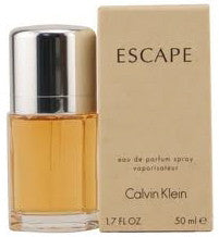 Escape by Calvin Klein For Women Eau de Parfum Spray 1.7 oz.