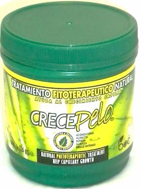 Crece Pelo Natural Phitoterapeutic Treatment 8 oz.