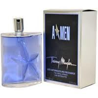 Angel by Thierry Mugler For Men Eau de Toilette Rubber Spray 1.7 oz.