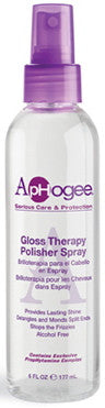 Aphogee Gloss Therapy Polisher Spray 6 oz.