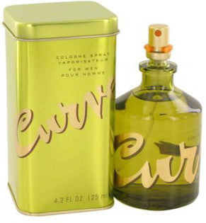 Curve by Liz Claiborne for Men Cologne Spay 4.2 oz.