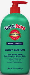 Gold Bond Extra Strength Body Lotion 14 oz.