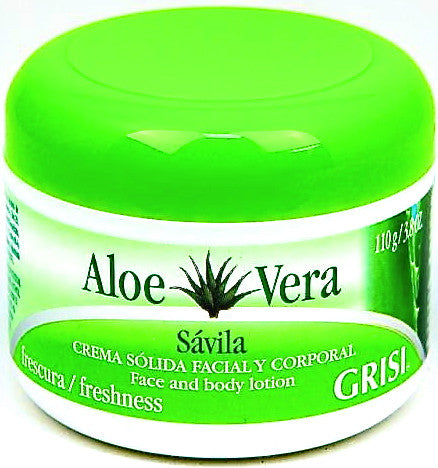 GRISI Aloe Vera Face and Body Lotion 3.8 oz.