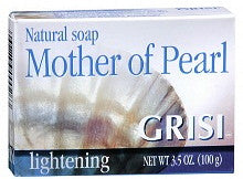 GRISI Mother of Pearl Natural Soap Lightening 3.5 oz.