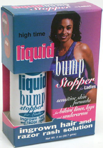 Bump Stopper For Ladies 2 Oz.