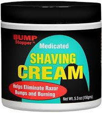 Bump Stopper Moisture Enriched Shaving Cream 5.3 oz.