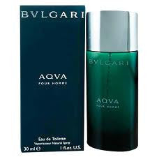 Bvlgari Aqua Pour Home Eau de Toilette Spray 1 oz.