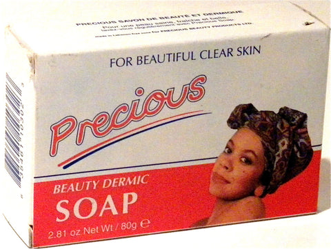 Precious Beauty Dermic Soap 2.81 oz.