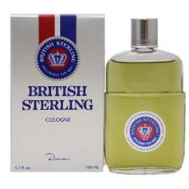 British Sterling For Men Cologne Splash 5.7 oz.
