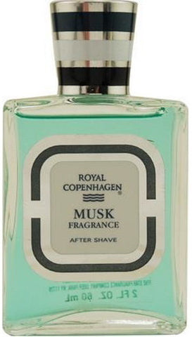 Royal Copenhagen After Shave Musk Fragrance 2 oz.