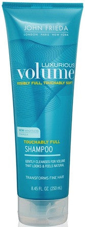 John Frieda Luxurious Volume Touchably Full Shampoo 8.45 oz.