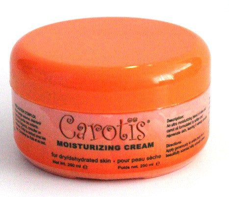 Carotis Moisturizing Cream 250 ml