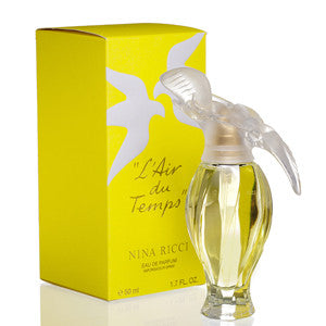 L'Air du Temps by Nina Ricci For Women Eau de Parfum Spray 1.7 oz.