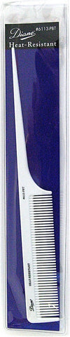 Diane Heat Resistant Rat Tail Comb 8""