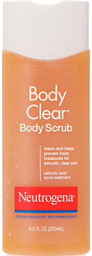 Neutrogena Body Clear Body Scrub 8.5 oz.