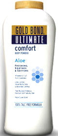Gold Bond Ultimate Body Powder Comfort with Aloe 10 oz.