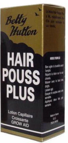 Betty Hutton Hair Pouss Plus Grow Aid 4 oz.