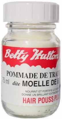 Betty Hutton Hair Pouss Plus Pommade de Traitement 2.5 oz.