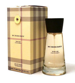 Burberry Touch For Women Eau de Parfum Spray 3.3 oz
