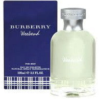 Burberry Weekend For Men Eau de Toilette Spray 3.3 oz.
