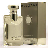 Bvlgari For Men Eau de Toilette Spray 3.4 oz.
