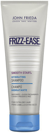 John Frieda Smooth Start Hydrating Shampoo 10 oz.
