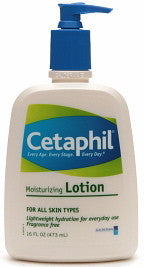 Cetaphil Moisturizing Lotion Fragrance Free 16 oz.