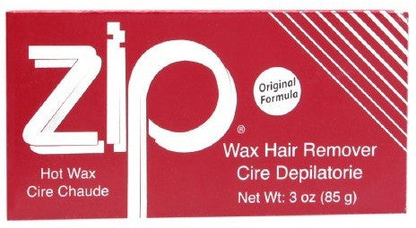 Zip Wax Hair Remover 3 oz.