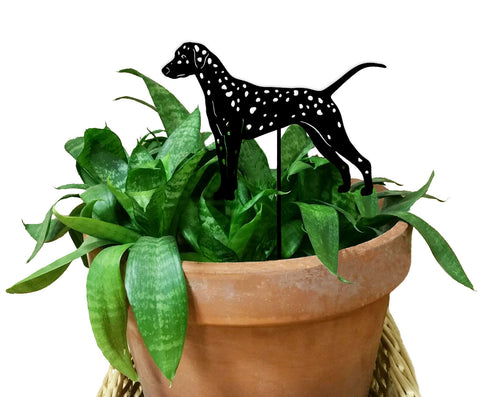 Dalmatian Ornament or Plant Stake