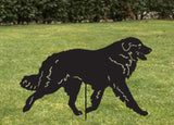 Great Pyrenees Garden Stake or Wall Hanging