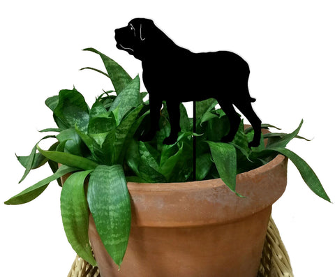 Mastiff Ornament or Plant Stake