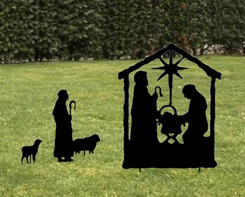 Christmas Nativity Scene / Manger