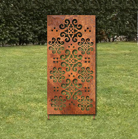 Privacy Screen / Accent Screen / Garden Stake or Wall Hanging (Optimum)