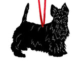 Scottish Terrier Ornament or Plant Stake