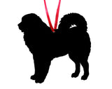 Tibetan Mastiff Hanging Ornament