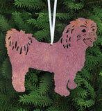 Shih Tzu Tree Ornament