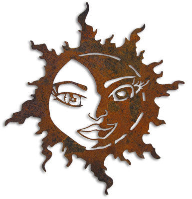 Sun Moon Wall Hanging