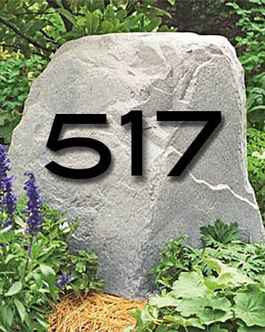 Blair Font House Numbers or Letters - 2 to 8 Inches (Set of 1)